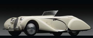 Talbot-Lago T150-C SS Teardrop Cabriolet Figoni et Falaschi (1938).JPG