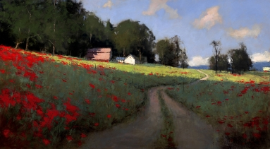 Hillside poppies Romona Yougquist.jpg