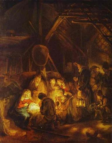 Rembrandt  Adoration des bergers.jpg