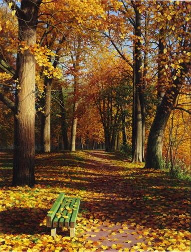 Un vieux parc Alexander Ignatiev.jpg