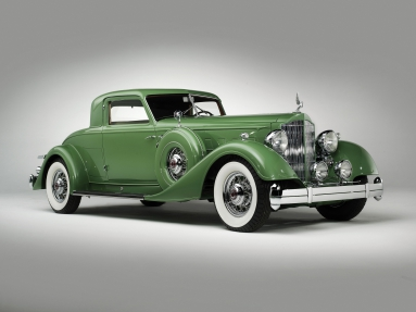 Packard Twelve Stationary Coupe Dietrich (1934).jpg
