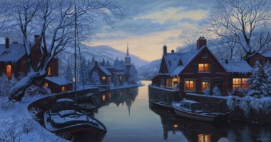 An-old-inn-by-the-river Evgeny lushpin.jpg